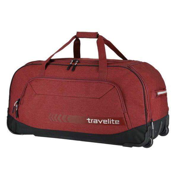 Travelite Kick Off Trolley Freizeittasche XL Rot 2019 Zusatzbild-2