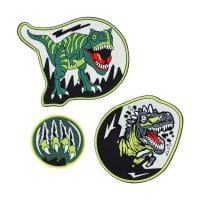 Scout Funny Snaps Set 3tlg Black Dino
