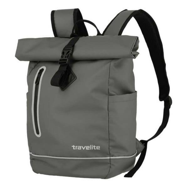 Travelite Basics Roll-Up Rucksack Anthrazit