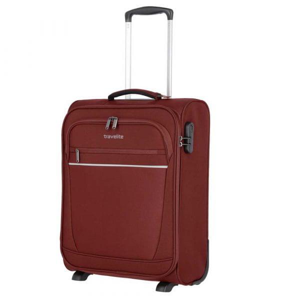 Travelite Cabin 2-Rollen Bordrolley 52 cm Bordeaux