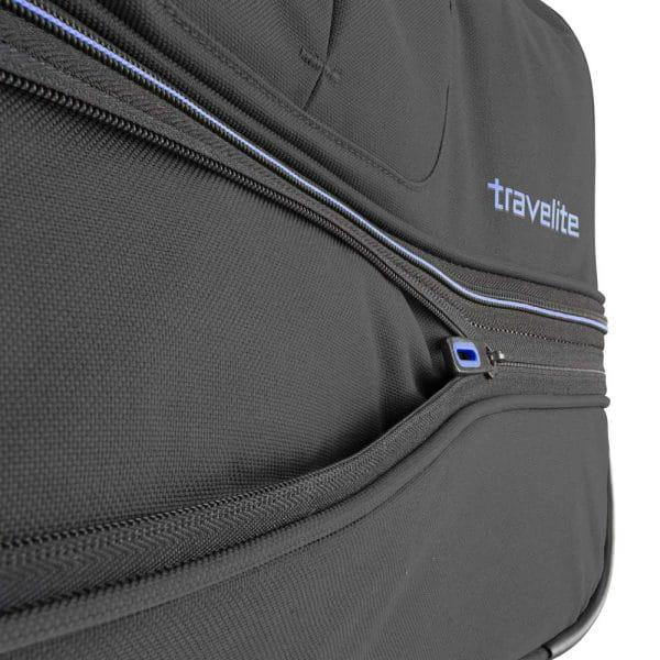 Travelite Basics Trolley Reisetasche L 70 cm Schwarz Zusatzbild-4