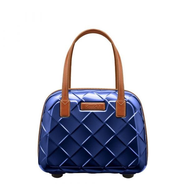 Stratic Leather and More Beautycase Blue