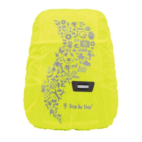 Step by Step Regen- und Sicherheitshülle Small Gelb