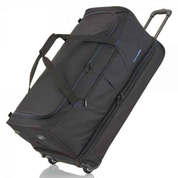 Travelite Basics Trolley Reisetasche L 70 cm Schwarz