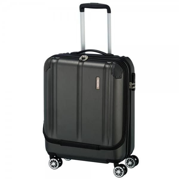 Travelite City 4-Rollen Businesswheeler 55 cm Anthrazit