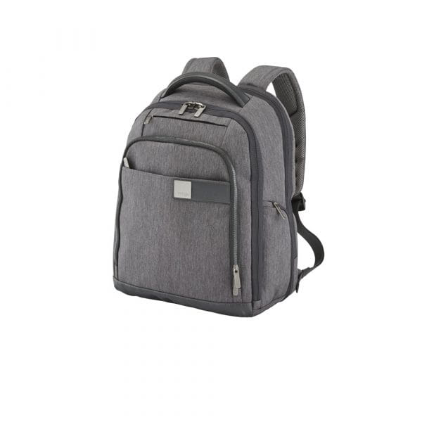 Titan Power Pack Backpack Mixed Grey 1