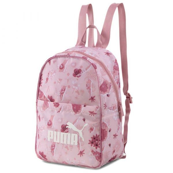 Puma WMN Core Seasonal Backpack Peachskin-AOP