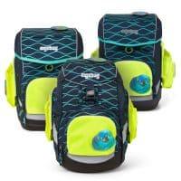 Ergobag Sicherheitsset mit Seitentaschen Gelb