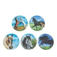 Ergobag Klettie-Set 5tlg Pferde