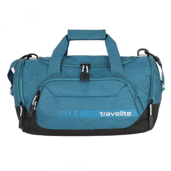 Travelite Kick Off Freizeittasche S Petrol Zusatzbild-2