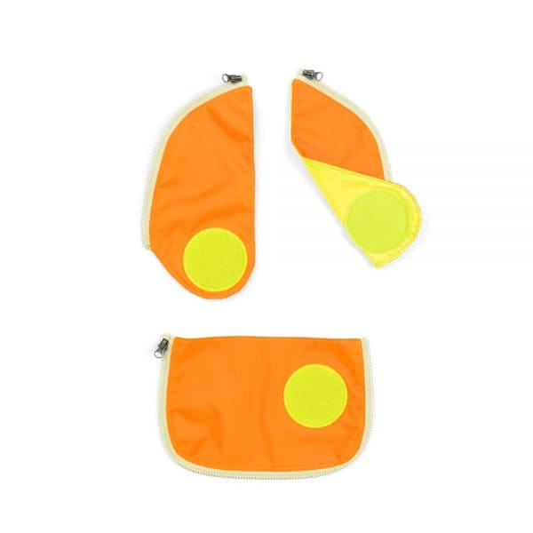 Ergobag Cubo Sicherheitsset Orange