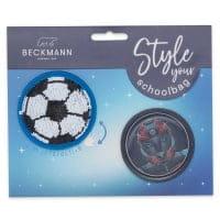 Beckmann Button Paket Blue