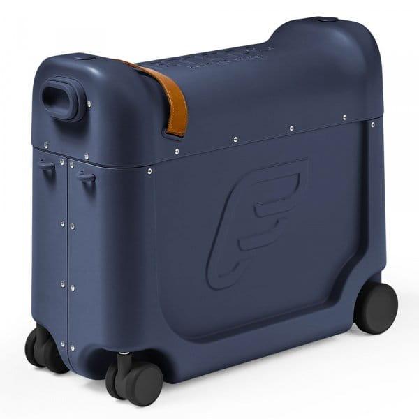 JetKids BedBox Kinder-Aufsitzkoffer mit Bett Midnight Blue