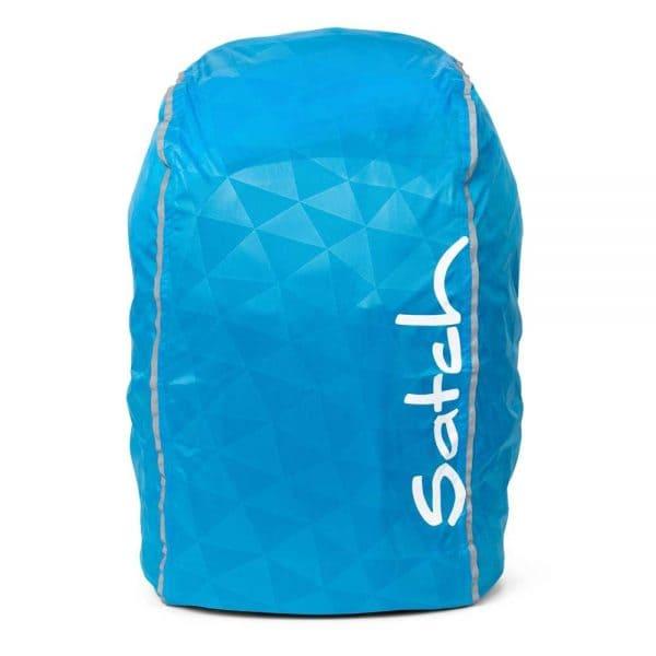 Satch Regencape Blau