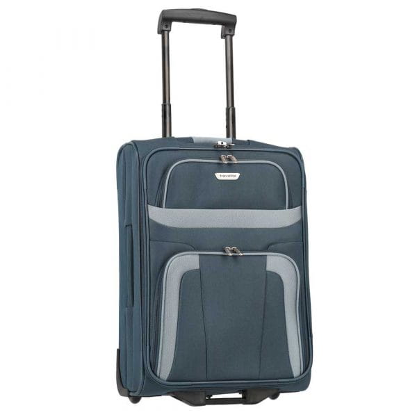 Travelite Orlando 2-Rollen Bordtrolley S 53 cm Marine