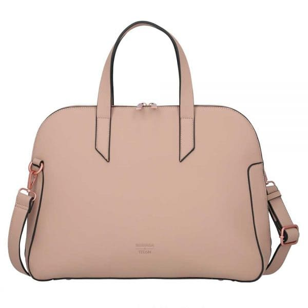 BARBARA & TITAN Pure Business Bag Rose