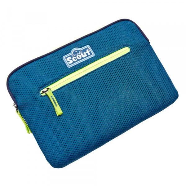 Scout Tablettasche Blau