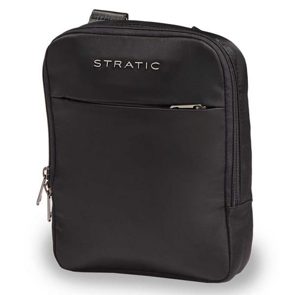 Stratic Pure Messenger Bag S Black