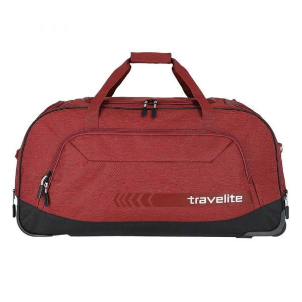 Travelite Kick Off Trolley Freizeittasche XL Rot 2019 Zusatzbild-3