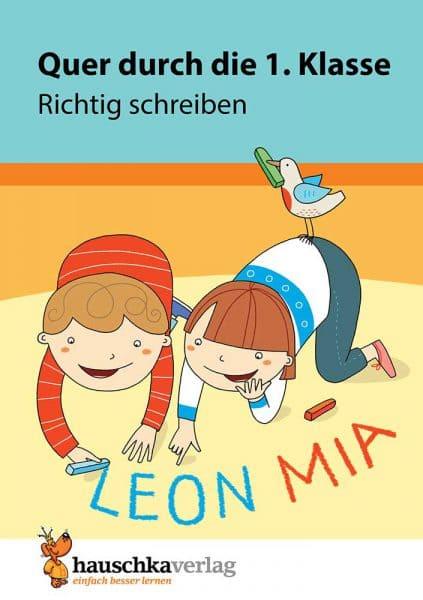 Hauschka Verlag 659 Quer durch die 1. Klasse, Richtig schreiben
