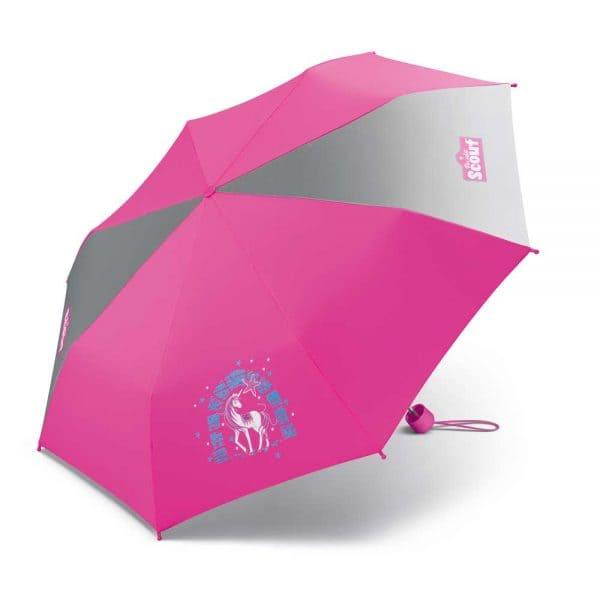 Accessoires - Scout Kinder Regenschirm Lilac Unicorn 2019 - Onlineshop Southbag