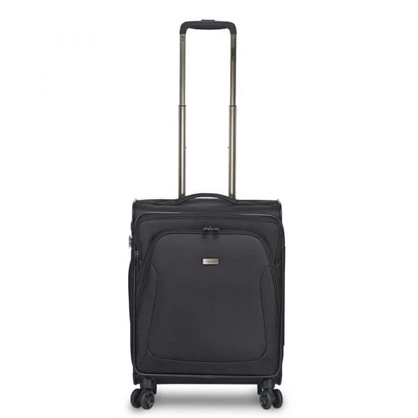 Stratic Trapez 4-Rollen Trolley S 55 cm Black