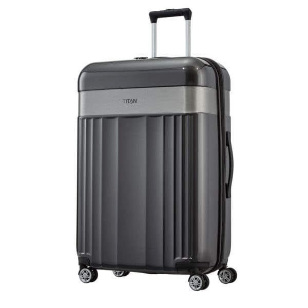 Titan Spotlight Flash 4-Rollen Trolley L 76 cm Anthracite 1