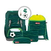 Step by Step GIANT Schulranzen-Set 5tlg Soccer Star