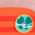 Rose/Neon-Orange