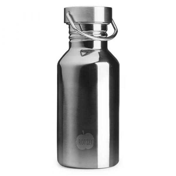 Brotzeit Star Trinkflasche aus Edelstahl 500ml