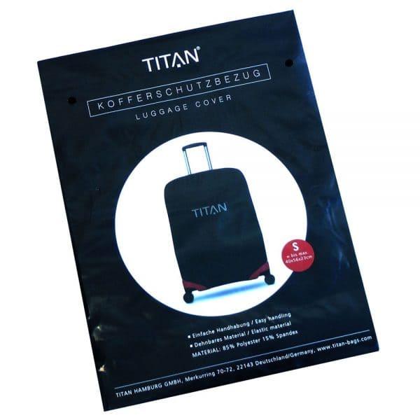 Titan Luggage Cover Kofferschutzhülle S
