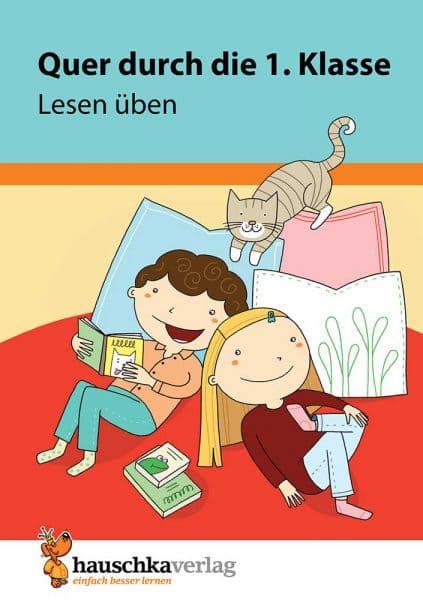 Hauschka Verlag 660 Quer durch die 1. Klasse, Lesen üben