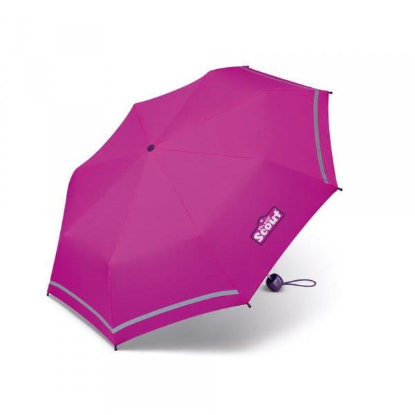 Accessoires - Scout Kinder Regenschirm Pink II - Onlineshop Southbag