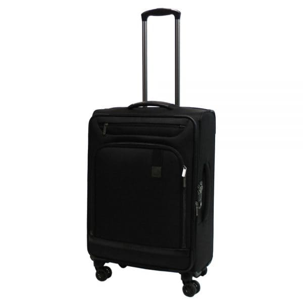 Titan CEO 4-Rollen Trolley M 68 cm Black