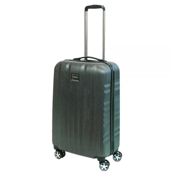 March Fly 4-Rollen Trolley M 65 cm Black Brushed