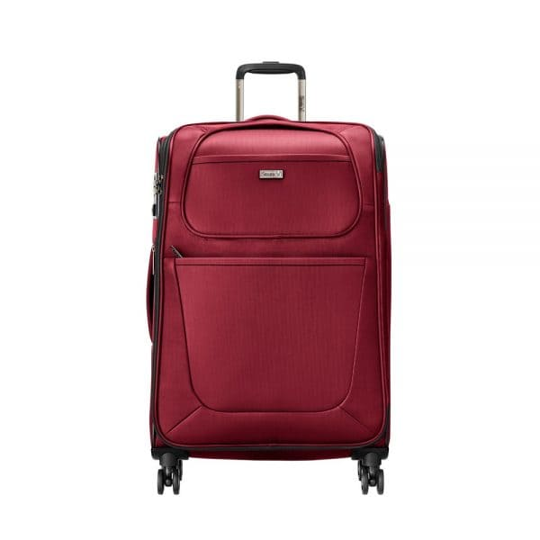 Stratic Unbeatable III 4-Rollen Trolley L 80 cm Rubyred