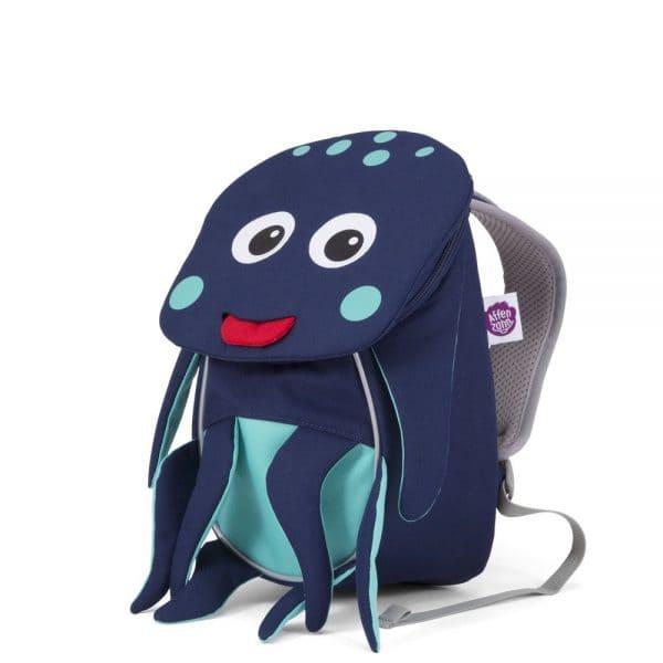 Kinderrucksaecke - Affenzahn Kleiner Freund Kinderrucksack Oliver Octopus - Onlineshop Southbag